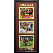 Redskins Robert Griffin III Vertical Photo Frame