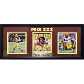 WA Redskins Robert Griffin III Three Photo Frame