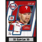MLB Plaque- Philadelphia Phillies / Cliff Lee Wholesale Bulk