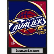 NBA Plaque- 2011 Cleveland Cavaliers Logo