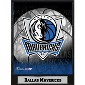 NBA Plaque- 2011 Dallas Mavericks Logo