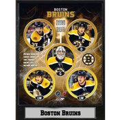 2011 Boston Bruins 9X12 Plaque