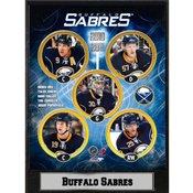 2011 Buffalo Sabres 9X12 Plaque