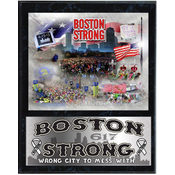 Boston Strong 12x15 Plaque