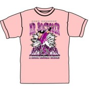 "Matt Holiday Pink ""Mr.Rocktober"" T-Shirt"