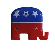 Republican Elephant Commemorative Light-Up Pin