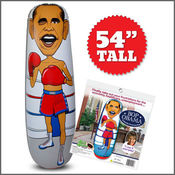 Barack Obama Inflatable Punching Bag