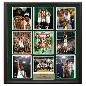 2008 World Champion Boston Celtics Deluxe Frame