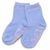 PERI/PINK BABY GRIP SOCKS Wholesale Bulk