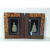 14 x 17.5 x 2 Inches Buddha Wall Decor Wholesale Bulk