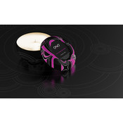 ONO Pleasure Massage Candle - Red Mandarin