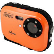Coleman Mini Xtreme Waterproof Digital Camera (Ora