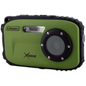 Coleman Xtreme 12 MP Waterproof Digital Camera (Gr
