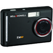 Bell+Howell T90HD High Definition Digital Still/Video Camera (Silver)