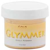 Simply Latex and Supply Co Inc. Brand X Glymmer Effect Powder .5 Oz - Gold Wholesale Bulk
