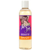 Making Love Massage Oil - 8 Oz Peaches & Cream