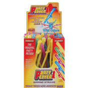Party Pecker Straws - Asst. Colors Display Of 144