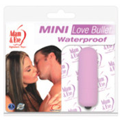 Mini Love Bullet Waterproof - Love Me Lavender