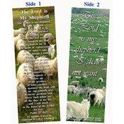The Lord is My Shepherd Bookmark - Pack of 25