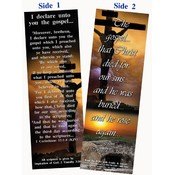 Bookmark -I Declare Unto You the Gospel-Pack of 25