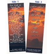 Bookmark -For God So Loved the World -Pack of 25