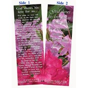 Bookmark - God Shows His Love For Us - Pack of 25