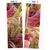 Bookmark - The God of All Comfort - Package of 25