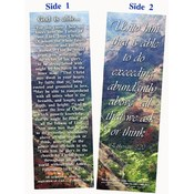 Bookmark - God Is Able - Package of 25