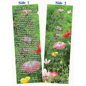 Bookmark -Seek First the Kingdom of God-Pack of 25