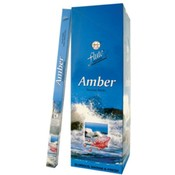 Flute Brand Square Incense- Amber Wholesale Bulk