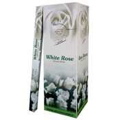 Flute Brand Square Incense- White Rose Wholesale Bulk