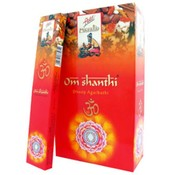 Cycle Brand Rectangle Incense- Om Shanti Masala