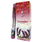 Flute Brand Hexagonal Incense- Lavender