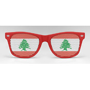 LEBANON flag sunglasses