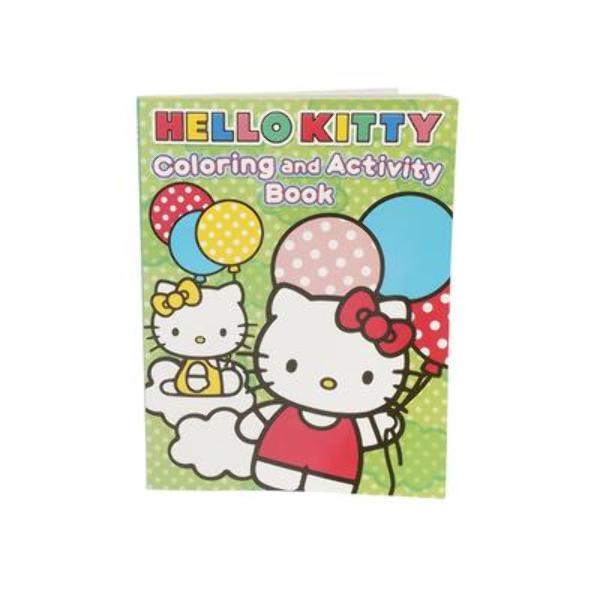 HELLO KITTY Coloring Book [2322686]