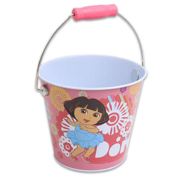 Nickelodeon DORA Medium Tin Bucket [2183961]