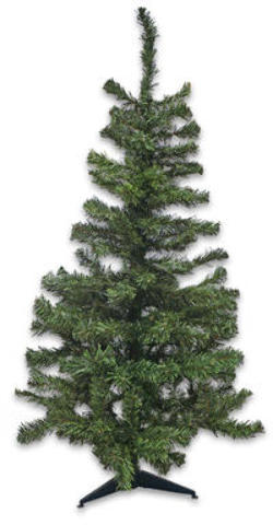wholesale 4 ft artificial christmas tree with stand sku 2010105 dollardays. Black Bedroom Furniture Sets. Home Design Ideas