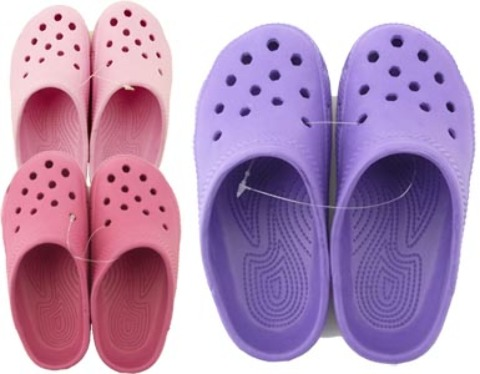 Girl's CLOGS - 3 Assorted Colors [2124705]