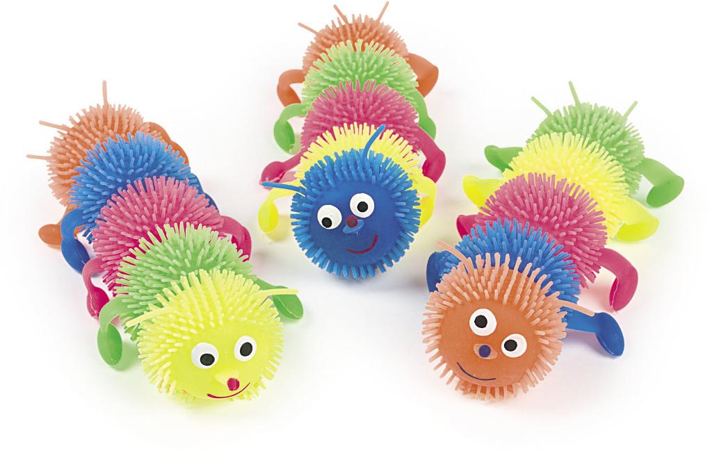 Squishy Caterpillar : Wholesale Squishy Caterpillar (SKU 2125130) DollarDays