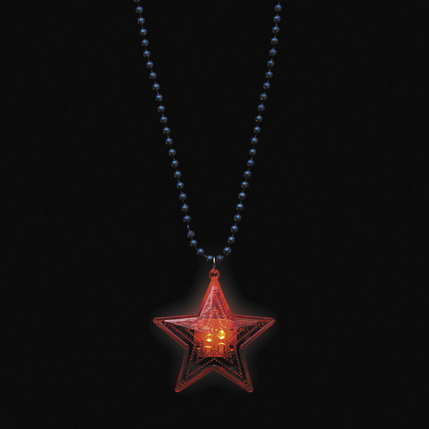 wholesale patriotic star light up necklaces sku 2271844. Black Bedroom Furniture Sets. Home Design Ideas