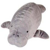 12&quot; Plush Manatee