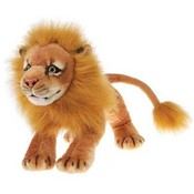 "18.5"" Laying Plush Lion"