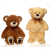 "31.5"" 2Asst. Color Cuddle Bear"
