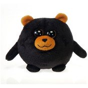 Rolapet - 5.5&quot; Black Bear- Brett
