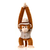 "Monkey Business - 20"" Zoo Keeper"