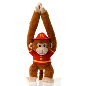 "Monkey Business - 20"" Fireman"