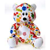 Fiesta Sweets - 10&quot; Red N&#39;Orange Candy-Bear
