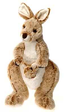 ''14'''' Kangaroo W/BABY [1265497]''