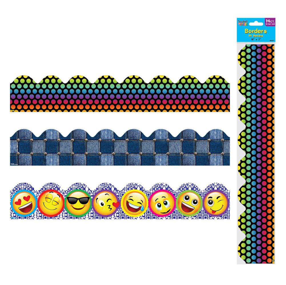 It's just a picture of Insane Printable Bulletin Board Borders