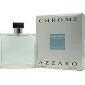 Chrome Edt Spray 3.4 Oz By Azzaro Wholesale Bulk